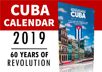 Cuba Calendar 2019