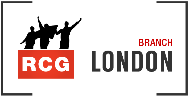 RCG Branches in London