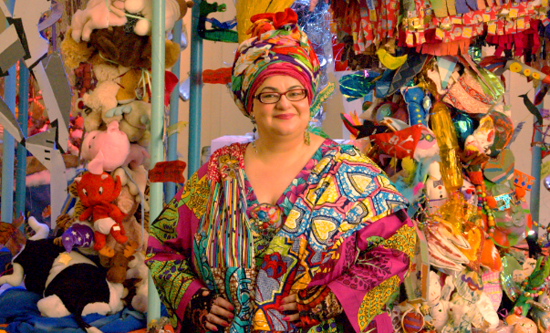 Camila Batmanghelidjh founded Kids Company in Camberwell in 1996