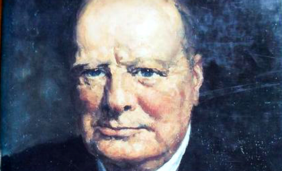 Churchill Clive Ponting