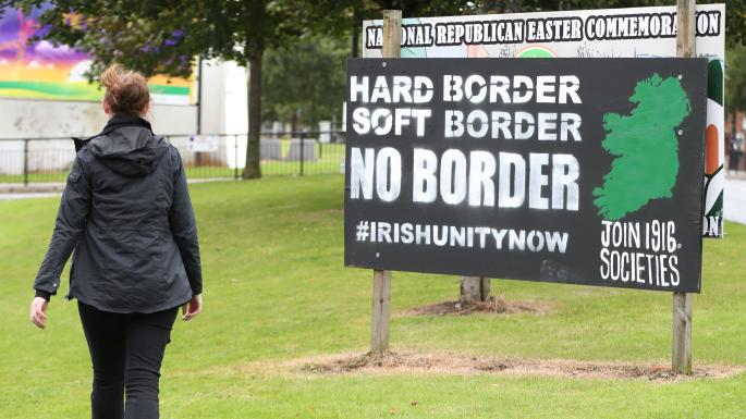 As Britain's withdrawal from the EU draws closer, the most difficult decision involves avoiding a 'hard border' between the Irish Republic and the north of Ireland