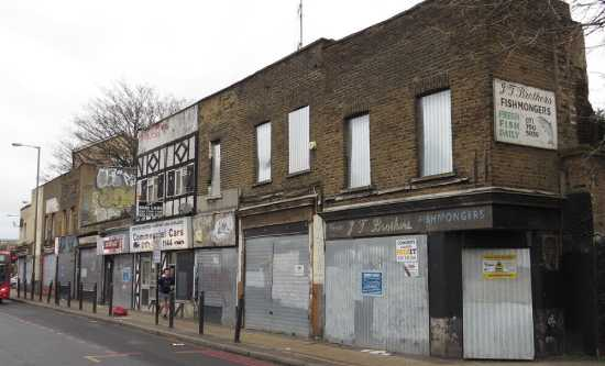 derelict high streets
