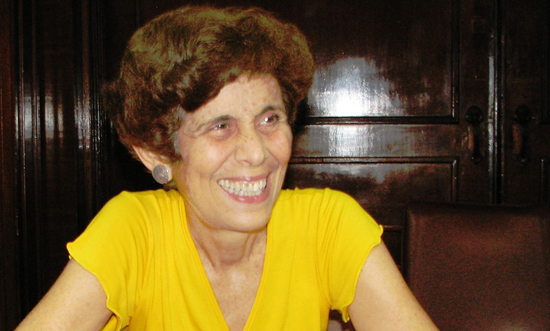 Scientist Concepcion Campa Huergo led Cuban efforts to produce a Men B vaccine