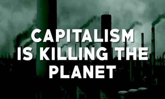 capitalism killing the planet