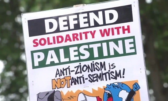 Anti-Zionism is not anti-Semitism