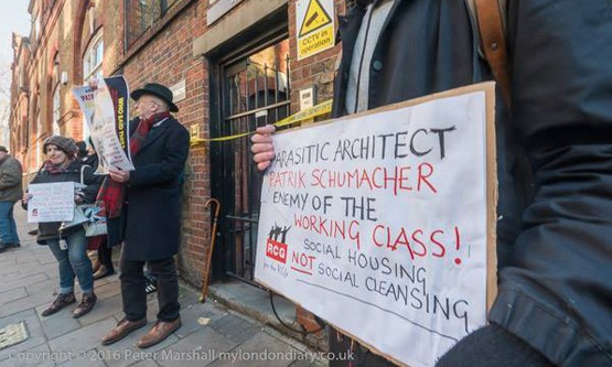 no social cleansing