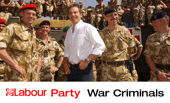 Labour party War Criminals