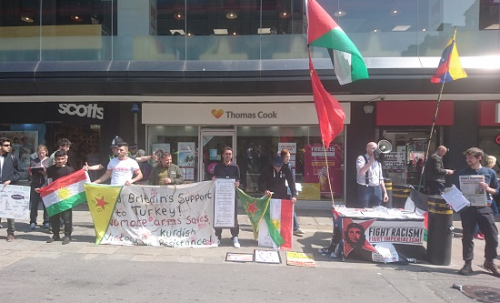 newcastle solidarity afrin2