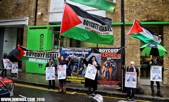 Solidarity with palestinian prisoners