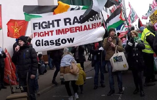 glasgow stand up to racism2