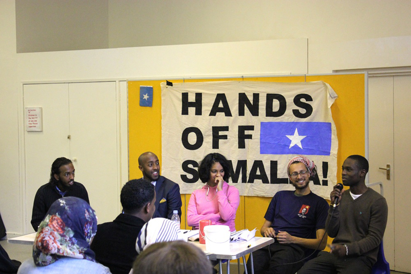 Hands Off Somalia: public meeting, London – 28 April 2012