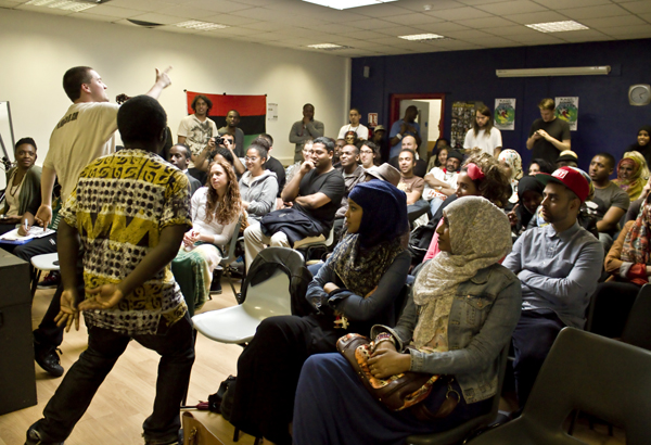 Imperialist Hands off Africa public meeting – 17 June 2012