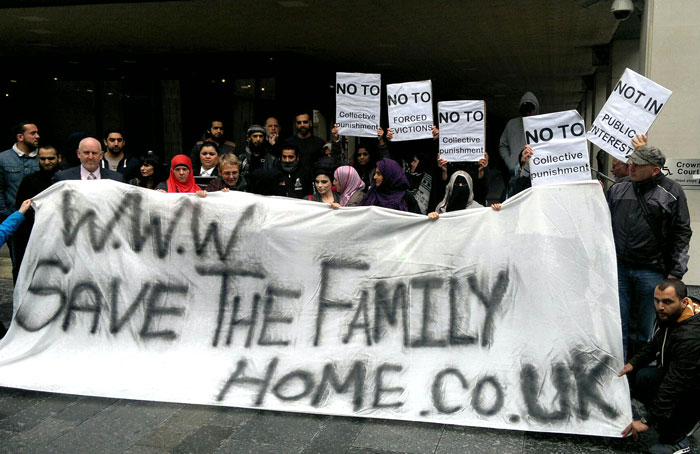 Save the Family Home