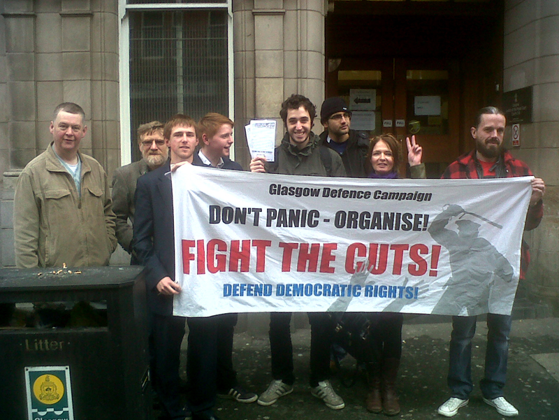 Fight the Cuts