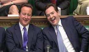 Cameron and Osborne