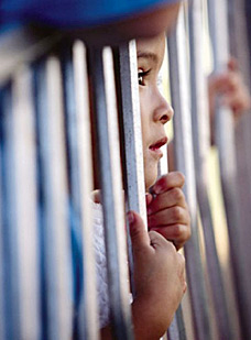 Charity collaborates with imprisonment of children