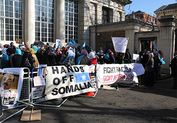 London Conference on Somalia cover for oil grab