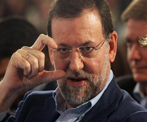 Mariano Rajoy - Prime Minister of Spain
