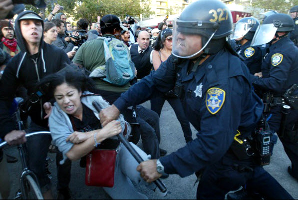 Occupy Wall Street – Occupy Oakland
