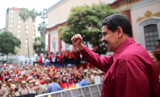 maduro election dicember